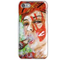 The Sacred leaves iPhone Case/Skin