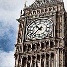 Big Ben. by Larrikin  Photography