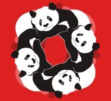 PANDA PLAY Baby Tee