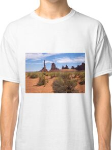 From the Earth I Arise Classic T-Shirt