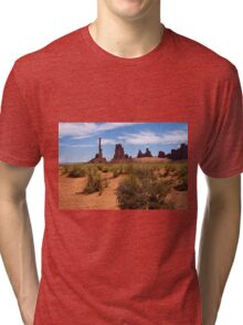 From the Earth I Arise Tri-blend T-Shirt
