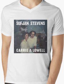 Carrie and Lowell album cover by Sufjan Stevens Mens V-Neck T-Shirt