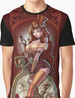The Time Keeper Graphic T-Shirt