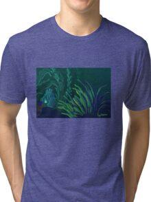 Underwater Forest Tri-blend T-Shirt