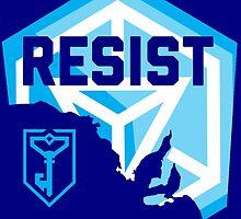 Resist SA 2 by Matthew Reid