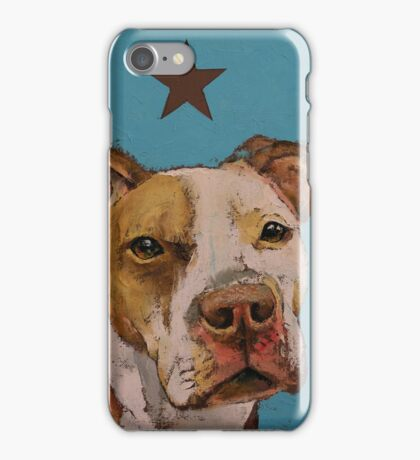 American Pit Bull iPhone Case/Skin