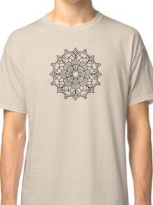 Hypno-Mandala Classic T-Shirt