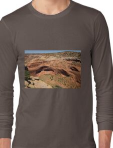 In The Shelter Of The Wind I Will Build My Home Long Sleeve T-Shirt