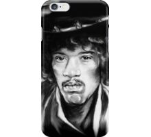 Jimmy in Black and White iPhone Case/Skin