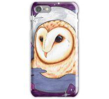 Galactic Owl iPhone Case/Skin