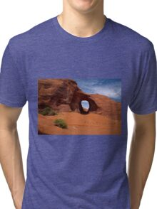 Ear of the Wind Tri-blend T-Shirt