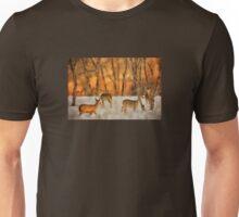 Creatures Of A Winter Sunset Unisex T-Shirt