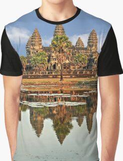 ANGKOR WAT Graphic T-Shirt