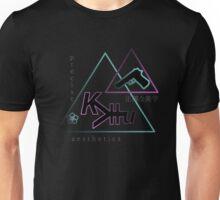 Vaporwave Precise Aesthetics Art Kevin Hu Designer 001 Unisex T-Shirt