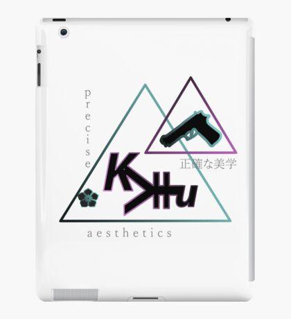 Vaporwave Precise Aesthetics Art Kevin Hu Designer 001 iPad Case/Skin