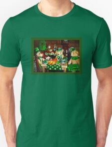 Wearin' o' the Green Unisex T-Shirt
