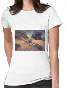 Rooted in Love Womens Fitted T-Shirt