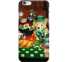 Wearin' o' the Green iPhone Case/Skin