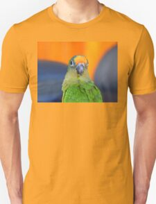 Delta - Peach-Fronted Conure - NZ Unisex T-Shirt