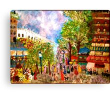 Provence France Canvas Print
