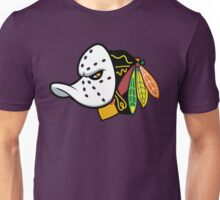 Mighty Ducks Indian Unisex T-Shirt