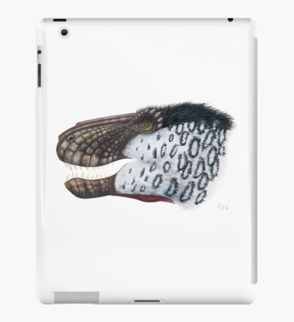 Scaly Tyrannosaurus iPad Case/Skin