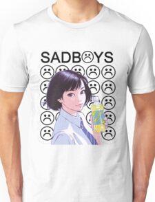 Sad Boys School Girl Unisex T-Shirt