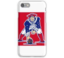 Patriots iPhone Case/Skin