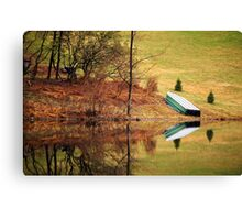 Mirror Mirror.... Canvas Print