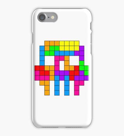 TETRIS Skull iPhone Case/Skin