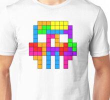 TETRIS Skull Unisex T-Shirt