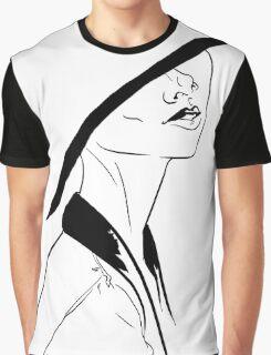 Fashion Hat Graphic T-Shirt