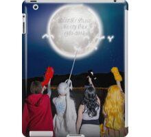 Alaskan Tribute to Monty Oum iPad Case/Skin