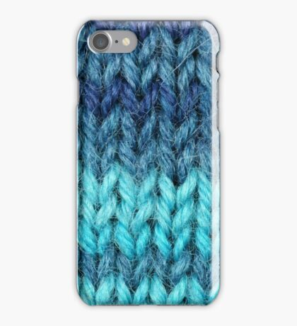 Blue Radiant iPhone Case/Skin
