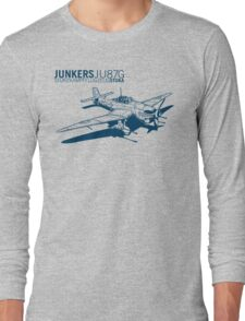 Stuka Tank Buster Long Sleeve T-Shirt