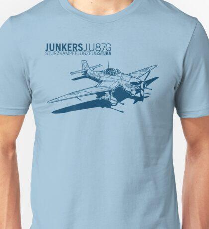 Stuka Tank Buster Unisex T-Shirt