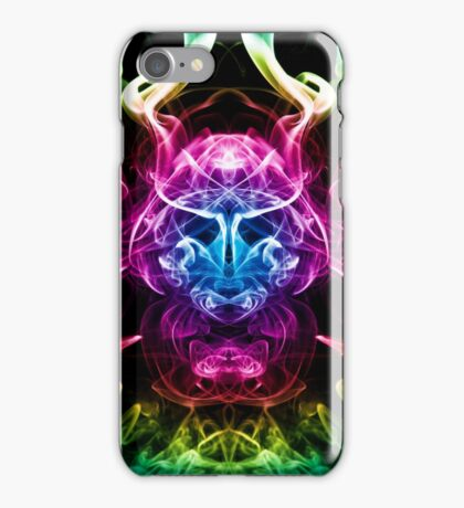 Smoke Warrior iPhone Case/Skin
