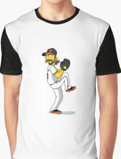 Madison Bumgarner Graphic T-Shirt
