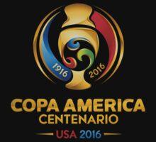 Copa America Centenario, Usa 2016 One Piece - Long Sleeve