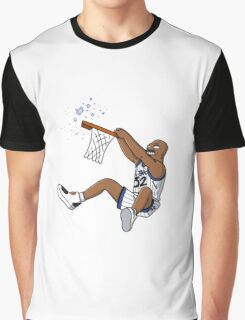 Shaquille O'Neal Graphic T-Shirt