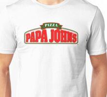 PAPA JOHNS PIZZA CUBANOS TACO Unisex T-Shirt