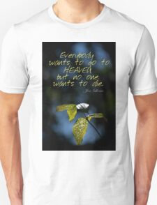 Heaven's Light © Vicki Ferrari Unisex T-Shirt