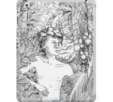 Simon in the Woods iPad Case/Skin