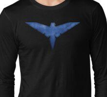 Nightwing Symbol Long Sleeve T-Shirt