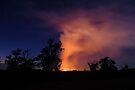 Volcanic Glow by Randy Richards
