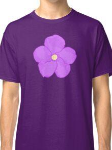 Purple Flower Classic T-Shirt