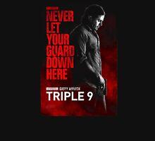 Triple 9 Casey Affleck Unisex T-Shirt
