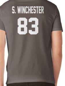 Supernatural Jersey (Sam Winchester) Mens V-Neck T-Shirt