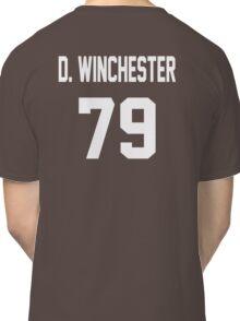 Supernatural Jersey (Dean Winchester) Classic T-Shirt