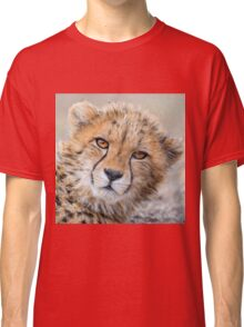 LEOPARD LAYING DOWN Classic T-Shirt